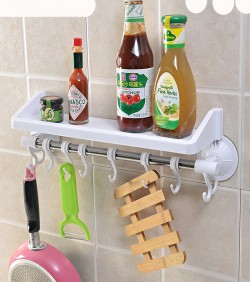 Bath & Kitchen Storage Shelf - 2501