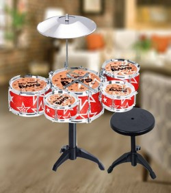 Rock Drums Set - 4522