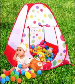 Tent.With Ball 50pcs - 4521