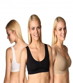pac of 3 Slim N Lift Aire Bra For Women