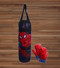Stag Spiderman Red Boxing Set - 4519