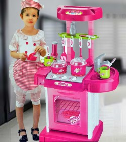 Baby Kitchen Set - 4516