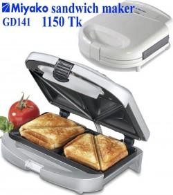 Miyako Sandwich Maker GD141