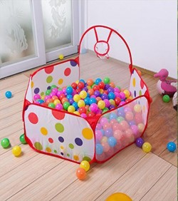 Product Name: Basket Ball Pool (With 70 Balls) - 4515