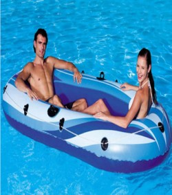Inflatable Air Boat Hydro-Force RX-4000 Bestway AF-07