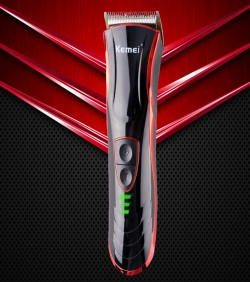 Kemei Clipper with Hair Trimmer - KM4004