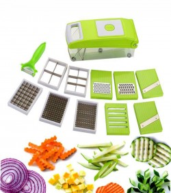 12 in 1 Famous vegetable slicer and dicer