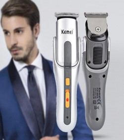 Kemei 8in1 Rechargeable Mens Grooming Kit - KM680A