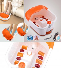 High quality foot massager beautiful and practical foot bath - 3529