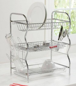 Kitchen Dish Cup Drying Rack