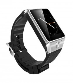High quality Smart mobile Watch With Gear - silver