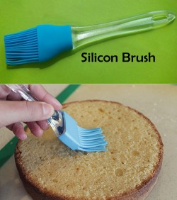 Silicon Brush for baking kt