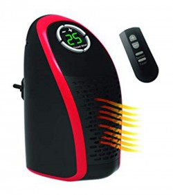 Remote Control  Warm Heater Digital Display