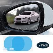 Rearview Anti Fog & Rain Car Mirror Window Protective Film