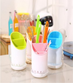 Kitchen Drainer Strainer Organizer - Multi-Color