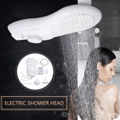 New Electric Shower 0.5s Instant Hot Water Heater Movable Spray Tap