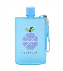 Water Bottle 350ml - Sky Blue