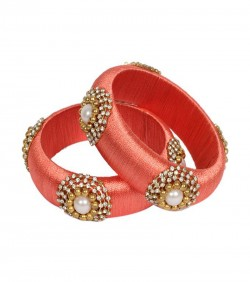 Red Thread Bangles for Women - 2Pcs