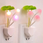 Led Mushroom Light (2 pcs)