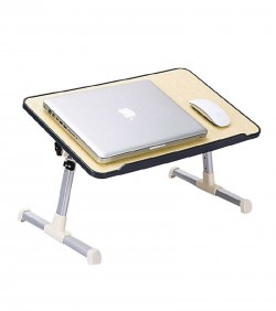 Adjustable and Portable Laptop Table