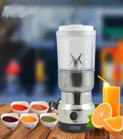 New 2 in 1 grinder & blender