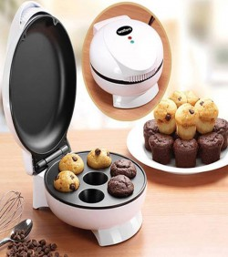 Electric muffin maker