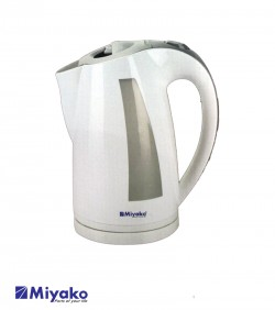 Miyako Electric Kettle 1.8Lt- Multi color