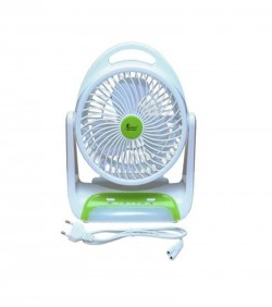 Supermoon SM 5640 Rechargeable Fan with Light
