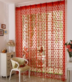 Handloomhub Net Curtains 2PCS