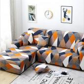Magic Sofa Cover Set (2+2)