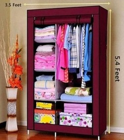 Cloth & Storage Wardrobe - 2503
