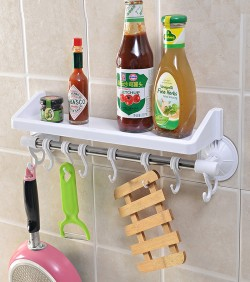 Bath & Kitchen Storage Shelf