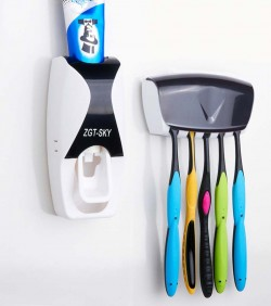 High quality touch me automatic tooth-pest dispenser