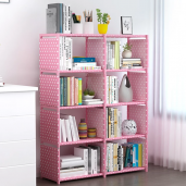 portable folding book shelf