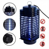 Anti Mosquto killing Lamp - Black
