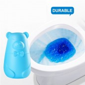 Blue Automatic Toilet gel Cleaner