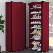 Multi-layer DIY Combination Dust-proof Cloth Shoe Cabinet