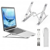 Aluminium Portable laptop stand