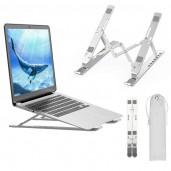 Aluminium Portable laptop stand