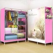 3D printed Wardrobe Storage Organizer for Clothes (Love)