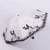 Fashionable Folding Umbrella for women's