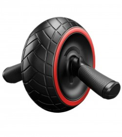 Fitness Speed Wheel Roller Iron Gym Speed Abs