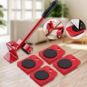 Furniture Easy Moving Tool Set, Heavy Furniture Moving & Lifting System