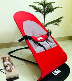 Baby Bouncer Balance Soft -meroon
