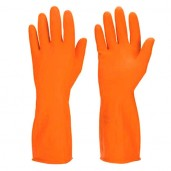 Half Hand Kitchen Gloves one Pair - Multicolor