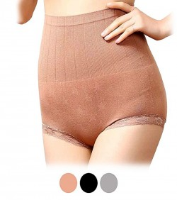 4f6a3e1a4491 Japanese premium slimming Panty brown