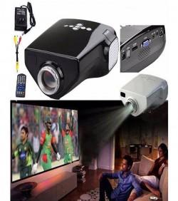 LED Multimedia Projector 50 Lumens- 2536