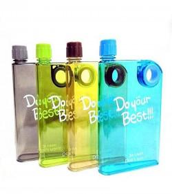 Notebook Water Bottle 380ml