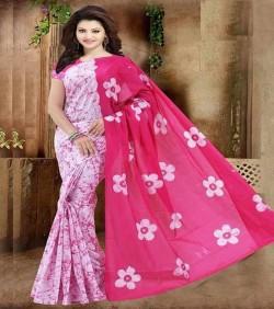 Cotton deshi boutique saree